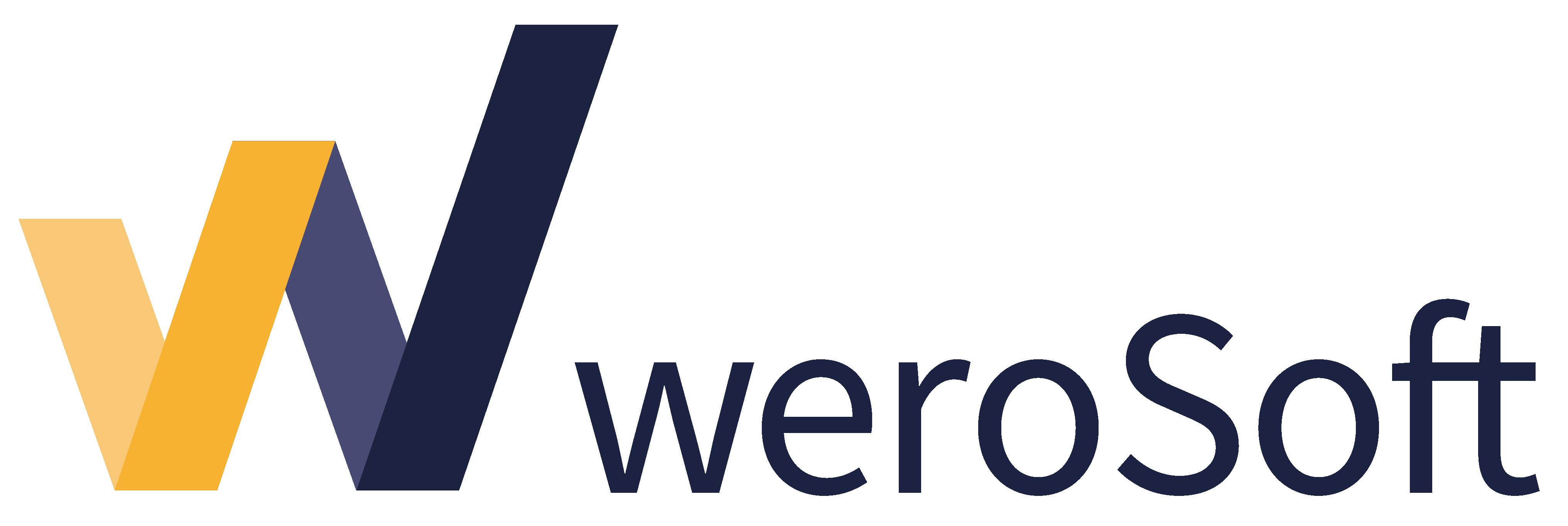 Logo von weroSoft AG